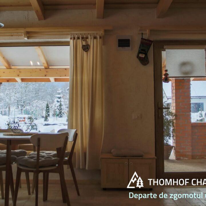 Thomhof Chalets - Departe de zgomotul urban